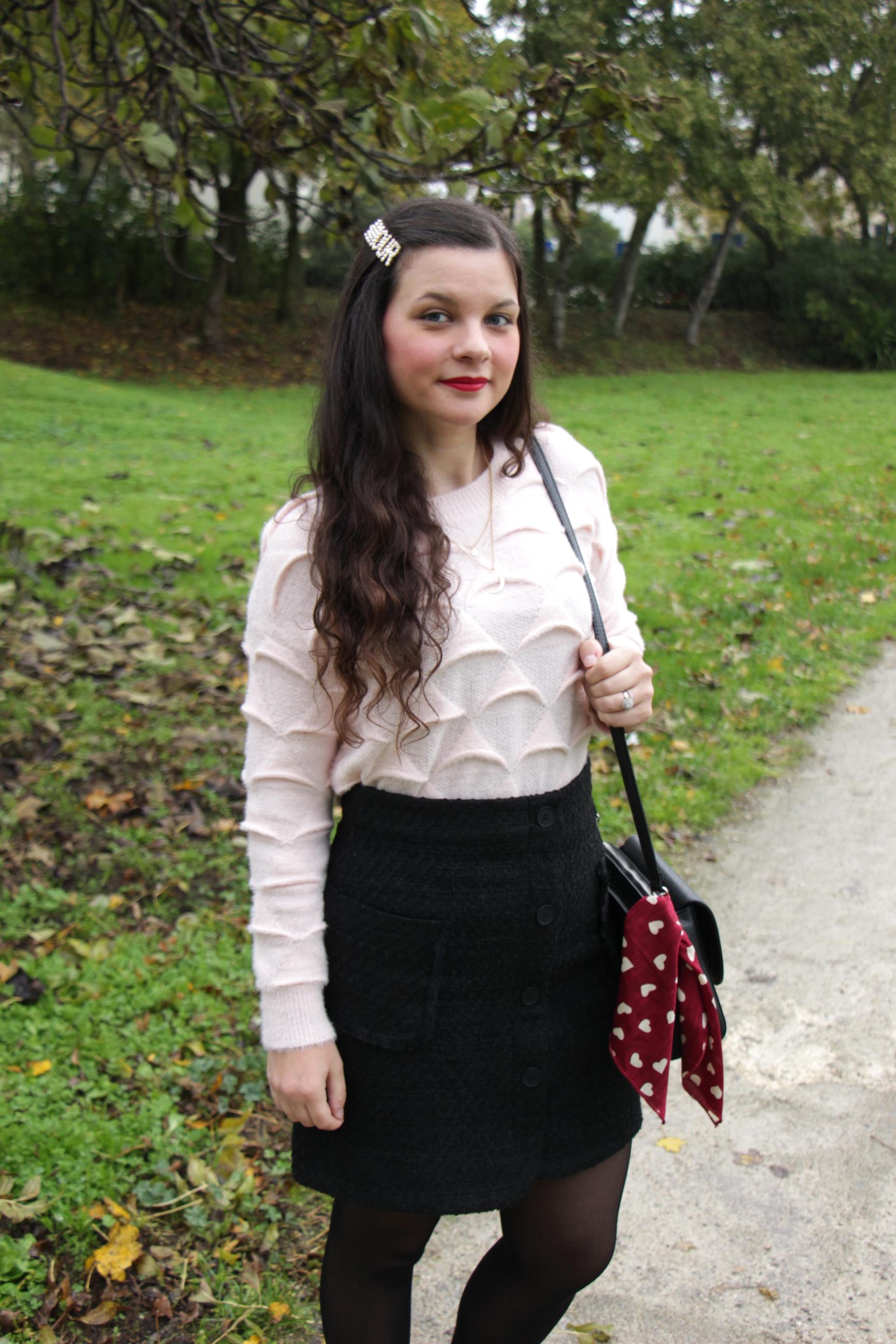 look-dhiver-rose-et-noir-blog-mode-la-rochelle-4