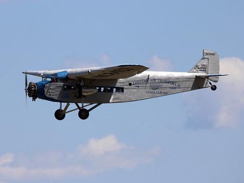 Ford Tri-motor 4-AT-E N8407 Easternl Air Transport KOSH 22072015