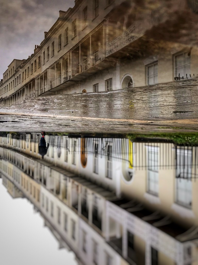 Royal York Crescent, Bristol.