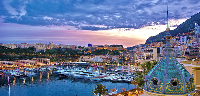 an evening in Monte Carlo