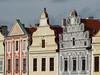 Telč – náměstí Zachariáše z Hradce, foto: Petr Nejedlý