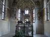 Telč – zámek, kaple, foto: Petr Nejedlý