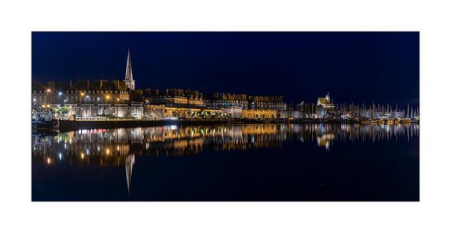 Saint Malo by night !