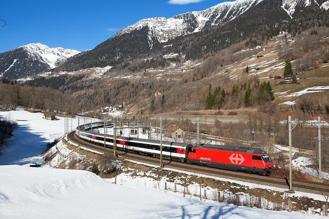 Gotthard IR / Rodi-Fiesso
