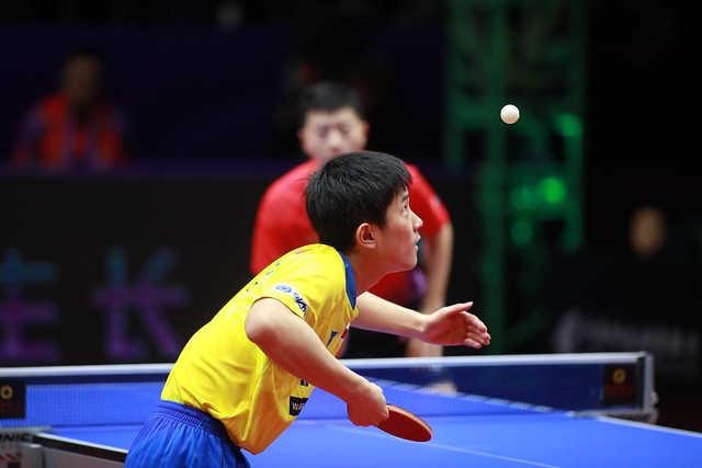 Day 3 - Chengdu Airlines 2019 ITTF Men's World Cup