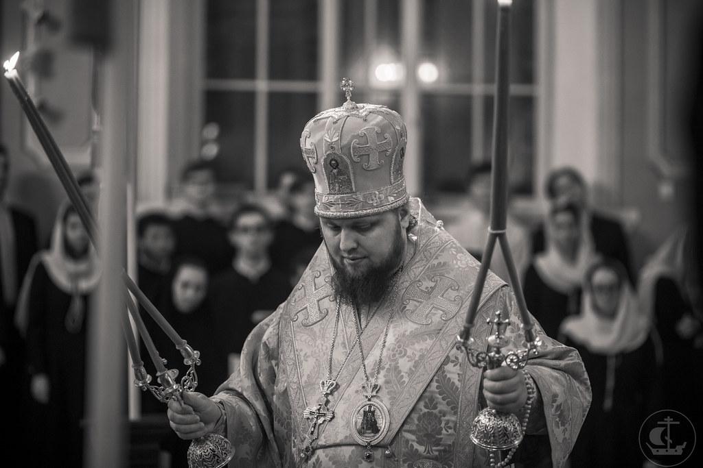 1 Декабря 2019, 24-я седмица по Пятидесятнице / 1 December 2019, The 24th week after Pentecost