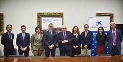 """29/11/2019 - Deusto y la Obra Social """"la Caixa"""" renuevan su acuerdo sobre DeustoBide - Escuela de Ciudadanía"""
