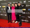16 Festival de Sevilla Cine Europeo. Gala Inaugural. Director, Actriz y Actores de la película Madre