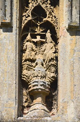 Coronation of the Queen of Heaven (south porch, 15th Century)