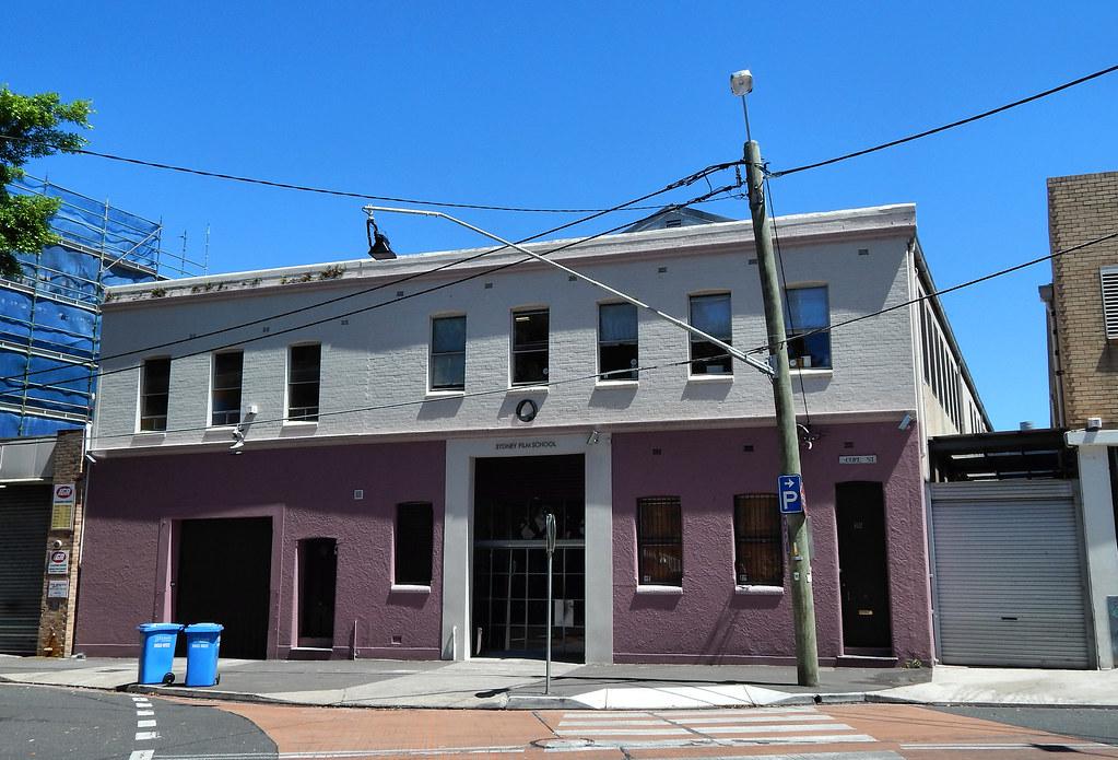 Sydney Film School, Waterloo, Sydney, NSW.