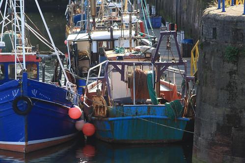Fishing Boat WA72 TEDDERA Whitehaven