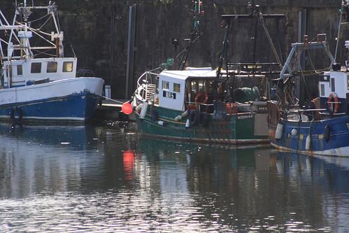 Fishing Boat WA5 PATSYANNE Whitehaven