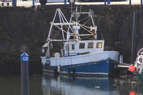 Fishing Boat BW147 WAKIL II Whitehaven