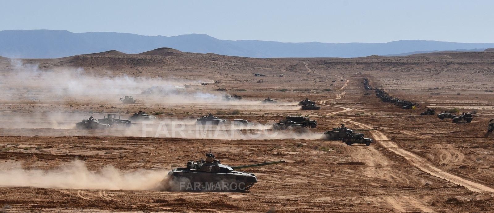Chars VT-1A Marocains / Moroccan VT-1A MBT - Page 31 49151268056_f30da52519_h