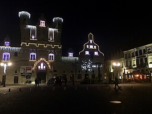 Stadhuis Mechelen (december 2019)