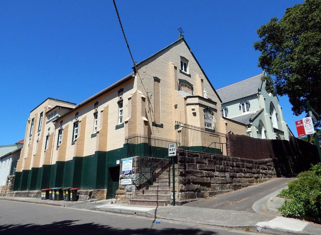 Our Lady of Mt Carmel Catholic Church, Waterloo, Sydney, NSW.