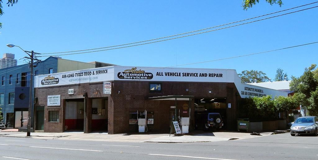 Hahn Auto Services, Waterloo, Sydney, NSW.