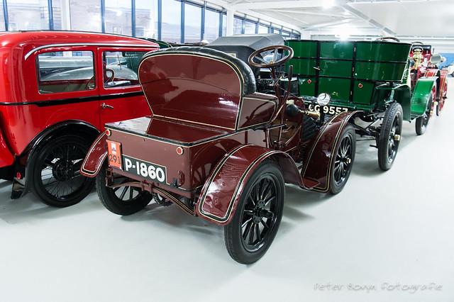 Wolseley 6 HP Phaeton - 1904