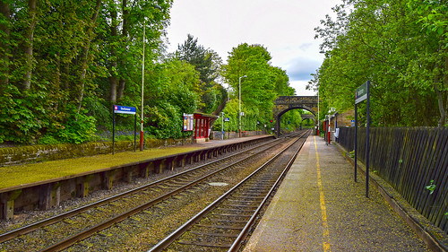 Stocksmoor Station