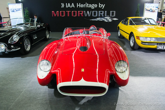 Ferrari 250 Testa Rossa Spider - 1958