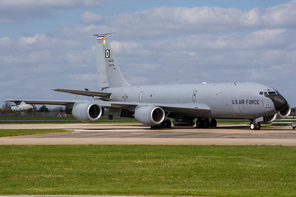 58-0118 | Boeing KC-135R | USAF - United States Air Force