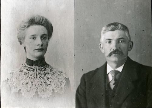 Het echtpaar Kwint