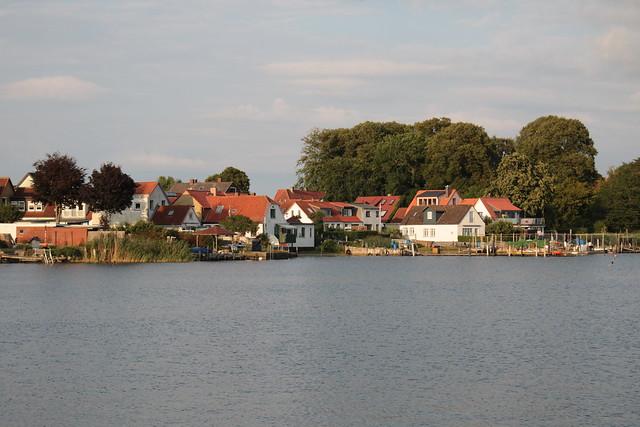 Schleswig: Fischersiedlung Holm