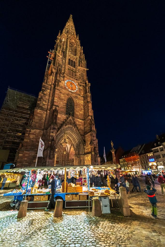Freiburger Weihnachtsmarkt 2021