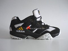 1997 VINTAGE ADIDAS LYTE SPEED US RUNNING SPORT SHOES