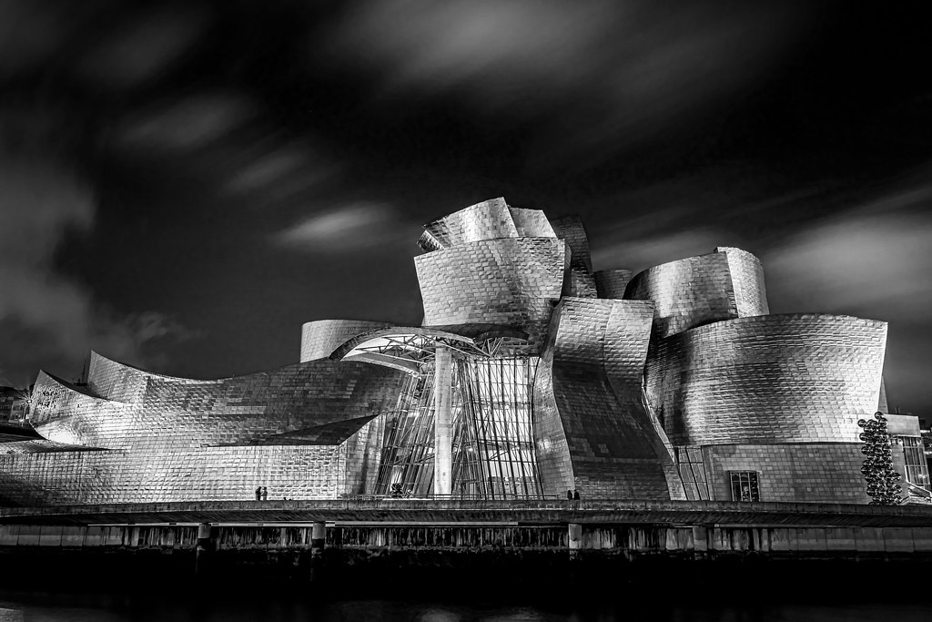 Guggenheim Museum Bilbao - Spain