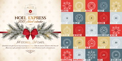Noel Express Advent Calendar 2019 @ Foxcity Shopping Valley!