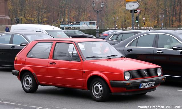 Volkswagen Golf C