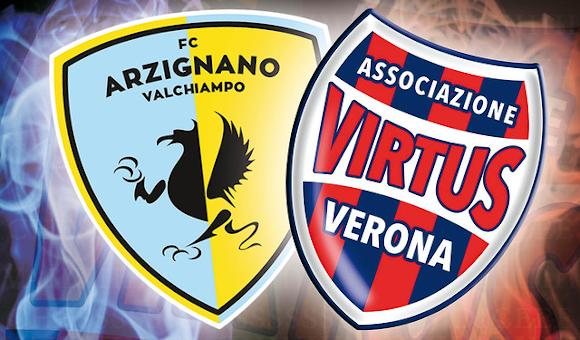 Arzignano - Virtus Verona le interviste