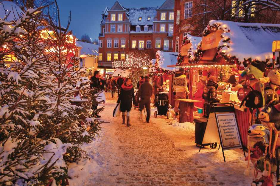 You need to see these lesser known Christmas Markets Denmark