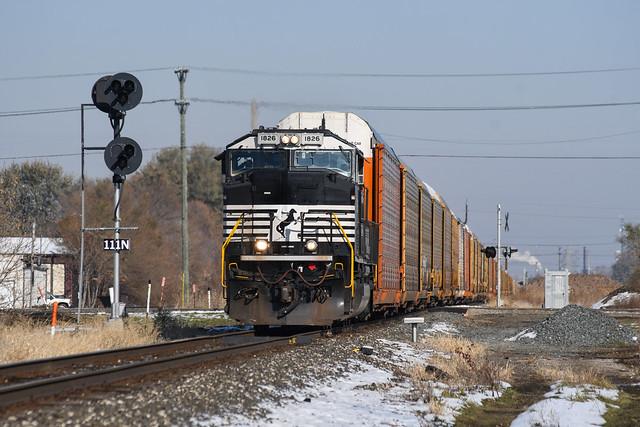 NS 31M - Wyandotte, Michigan