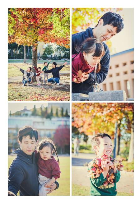 秋のミササガパーク(愛知県刈谷市) 紅葉真っ盛り