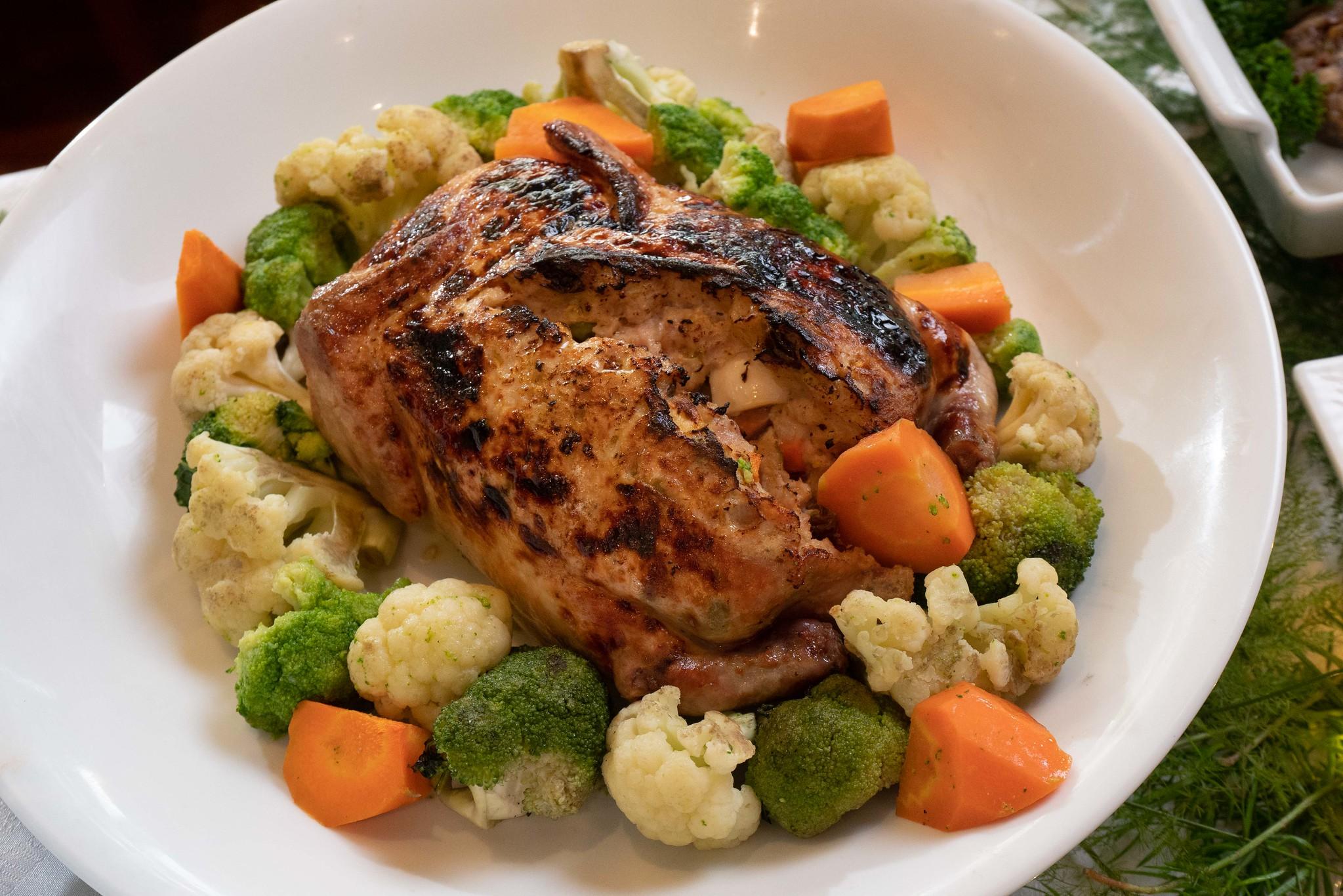 Chicken Relleno