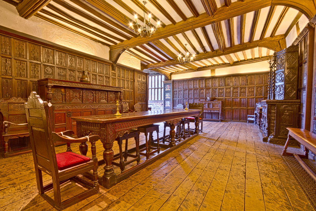 Smithills Hall Withdrawing Room