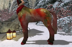 Lunistice: Christmas Tree for Jinx Centaur