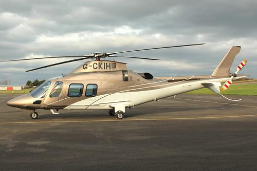 Agusta A109 G-CKIH