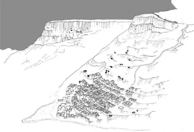 Khirbet-Wadi-Hamam-reconstruction-l-1