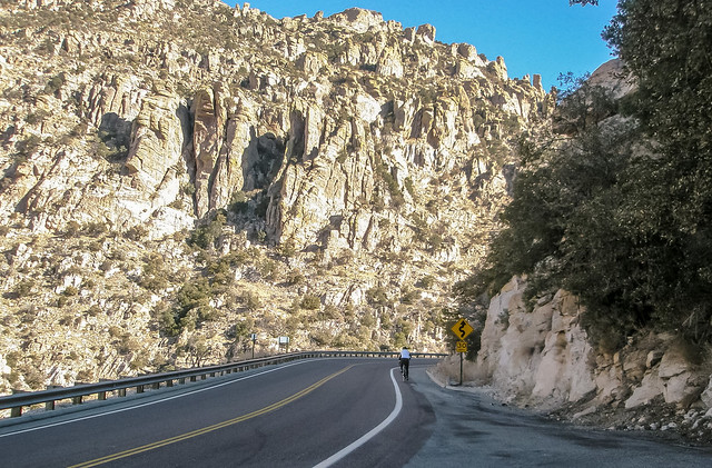 Mt. Lemmon Highway, Tucson, Arizona