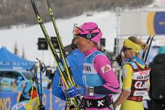 Smutná druhá v úvodním závodě Visma Ski Classics