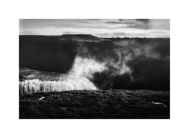 Amazing Iceland - Gullfoss IV - Rising dragon