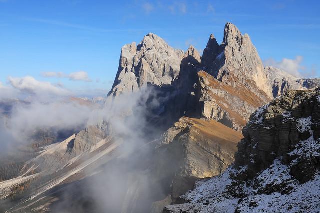 Italy / South Tyrol - Seceda