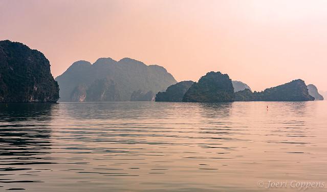 Lan Ha Bay Sunrise