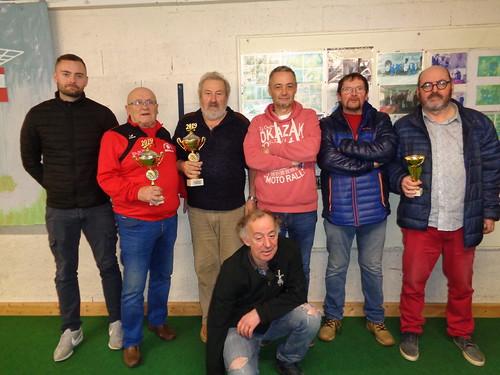 30/11/2019 - EMSM : Concours de boules plombées en doublette formée à Saint Martin des Champs