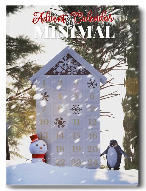 MINIMAL - Advent Calendar 2019