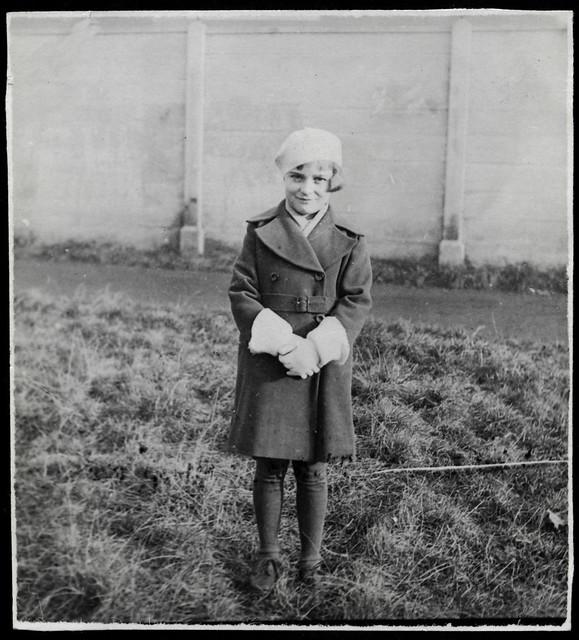 Archiv U633 Junges Mädchen, Porträt, 1920er