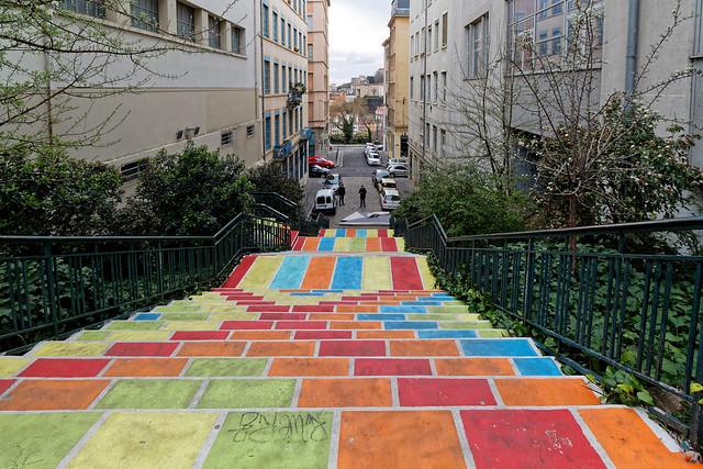 Croix Rousse - Lyon